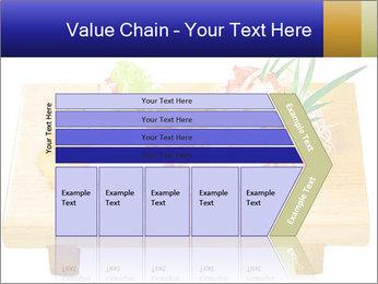 Japanese menu PowerPoint Template - Slide 27