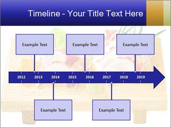 Japanese menu PowerPoint Template - Slide 28