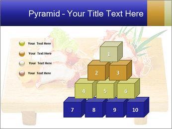 Japanese menu PowerPoint Template - Slide 31