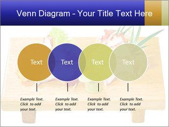 Japanese menu PowerPoint Template - Slide 32