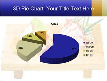 Japanese menu PowerPoint Template - Slide 35