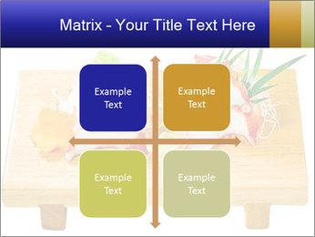 Japanese menu PowerPoint Template - Slide 37