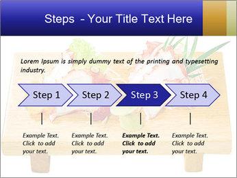 Japanese menu PowerPoint Template - Slide 4