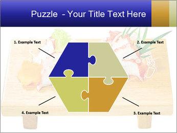Japanese menu PowerPoint Template - Slide 40