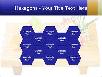 Japanese menu PowerPoint Template - Slide 44