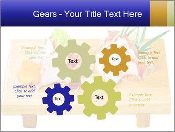 Japanese menu PowerPoint Template - Slide 47