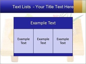 Japanese menu PowerPoint Template - Slide 59