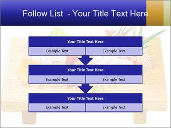 Japanese menu PowerPoint Template - Slide 60