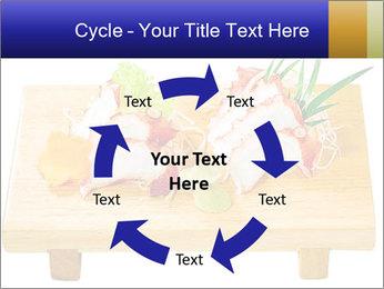 Japanese menu PowerPoint Template - Slide 62