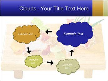 Japanese menu PowerPoint Template - Slide 72
