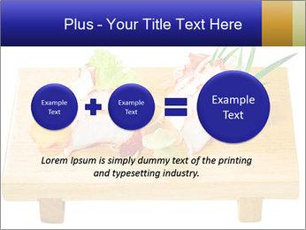 Japanese menu PowerPoint Template - Slide 75
