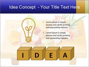 Japanese menu PowerPoint Template - Slide 80