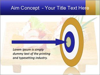 Japanese menu PowerPoint Template - Slide 83
