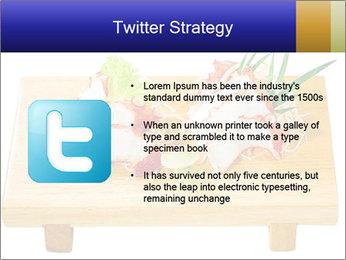 Japanese menu PowerPoint Template - Slide 9