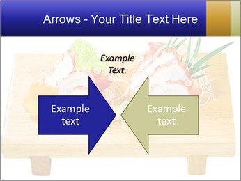 Japanese menu PowerPoint Template - Slide 90