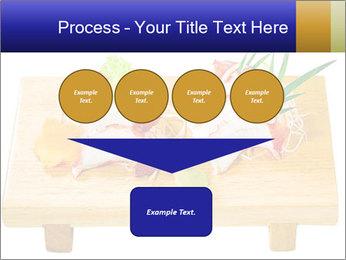 Japanese menu PowerPoint Template - Slide 93