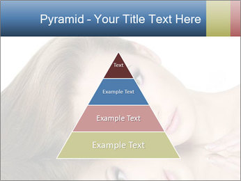 Beautiful teen girl PowerPoint Template - Slide 30