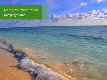 Paradise PowerPoint Templates - Slide 1