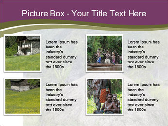 A traditional hut PowerPoint Templates - Slide 14