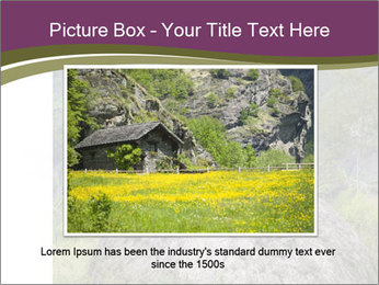 A traditional hut PowerPoint Templates - Slide 15