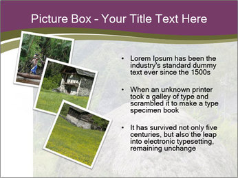 A traditional hut PowerPoint Templates - Slide 17