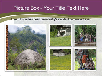 A traditional hut PowerPoint Templates - Slide 19