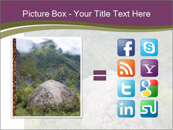 A traditional hut PowerPoint Templates - Slide 21