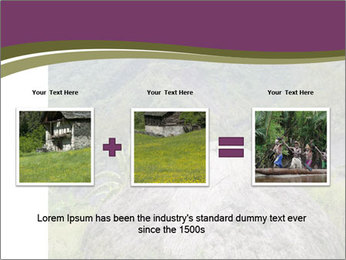 A traditional hut PowerPoint Templates - Slide 22