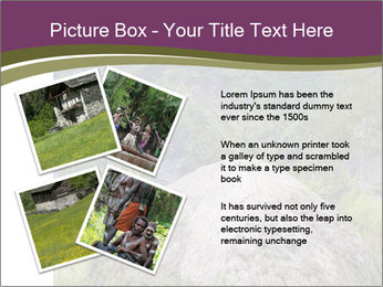 A traditional hut PowerPoint Templates - Slide 23