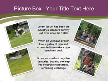 A traditional hut PowerPoint Templates - Slide 24