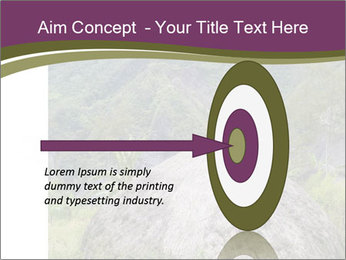 A traditional hut PowerPoint Templates - Slide 83