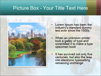 Central Park PowerPoint Template - Slide 13