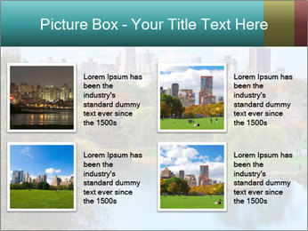 Central Park PowerPoint Template - Slide 14