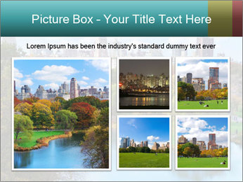 Central Park PowerPoint Template - Slide 19