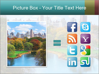 Central Park PowerPoint Templates - Slide 21