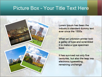 Central Park PowerPoint Template - Slide 23
