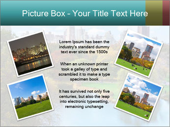 Central Park PowerPoint Templates - Slide 24