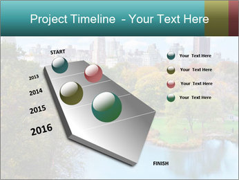 Central Park PowerPoint Template - Slide 26