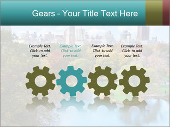 Central Park PowerPoint Template - Slide 48