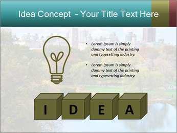 Central Park PowerPoint Template - Slide 80