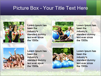 Young and attractive PowerPoint Template - Slide 14