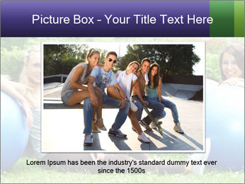 Young and attractive PowerPoint Template - Slide 15
