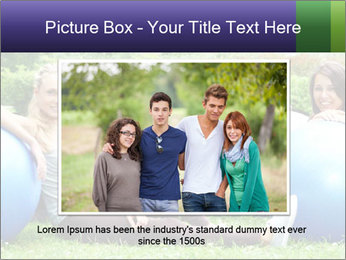 Young and attractive PowerPoint Template - Slide 16