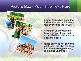 Young and attractive PowerPoint Template - Slide 17