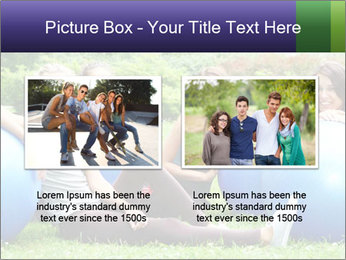 Young and attractive PowerPoint Template - Slide 18