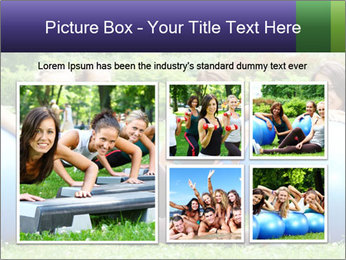 Young and attractive PowerPoint Template - Slide 19