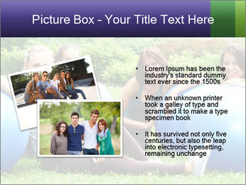 Young and attractive PowerPoint Template - Slide 20