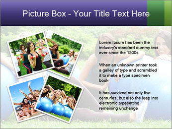 Young and attractive PowerPoint Template - Slide 23
