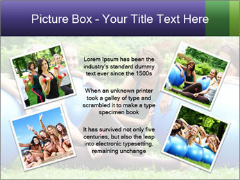 Young and attractive PowerPoint Template - Slide 24