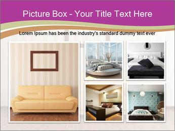Rest room PowerPoint Template - Slide 19